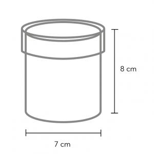 LACERA Produktgröße