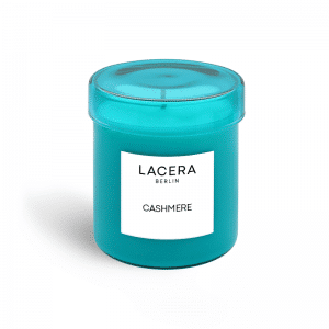 Lacera Scented Candle Cashmere with Lid