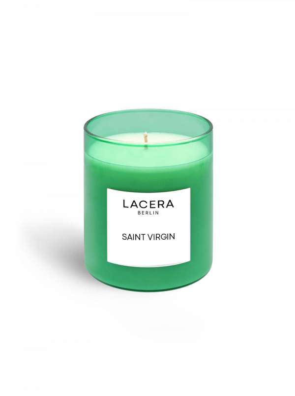 Scented candle SAINT VIRGIN