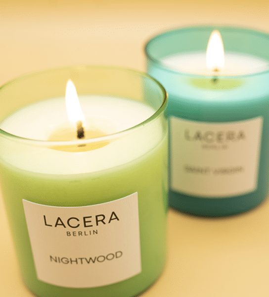 Lacera Scented Candles Group